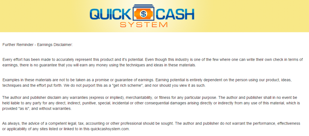 quick-cash-system-disclaimer