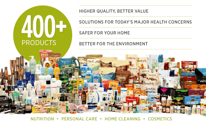 Melaleuca-400-products