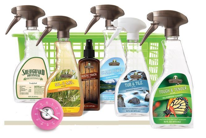 Melaleuca-home-cleaning-products