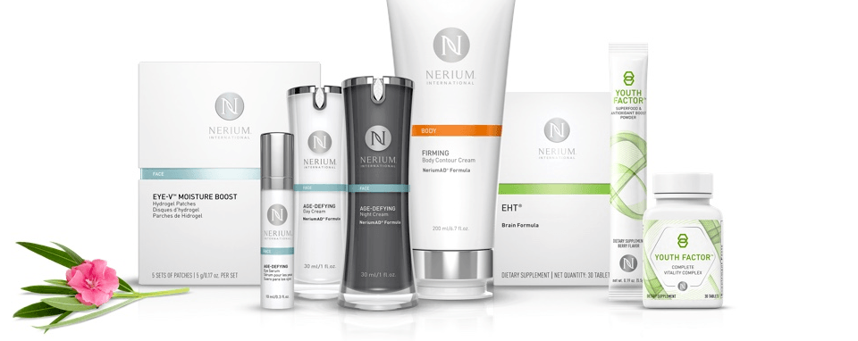 Nerium-products