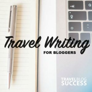 Travel-blogging-success-course-writing