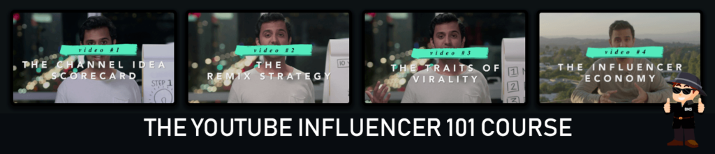 Jumpcut-YouTube-Influencer-101-Course