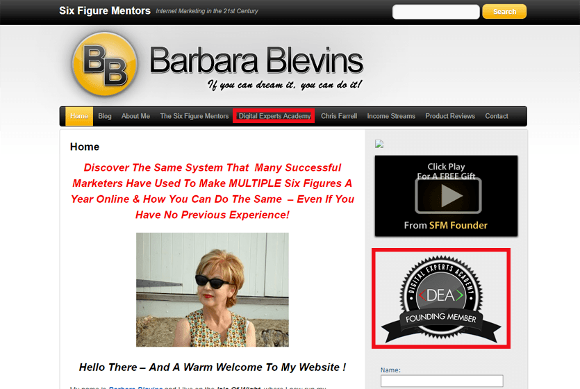 Digital-Experts-Academy-affiliates-barbara-blevins-Blog