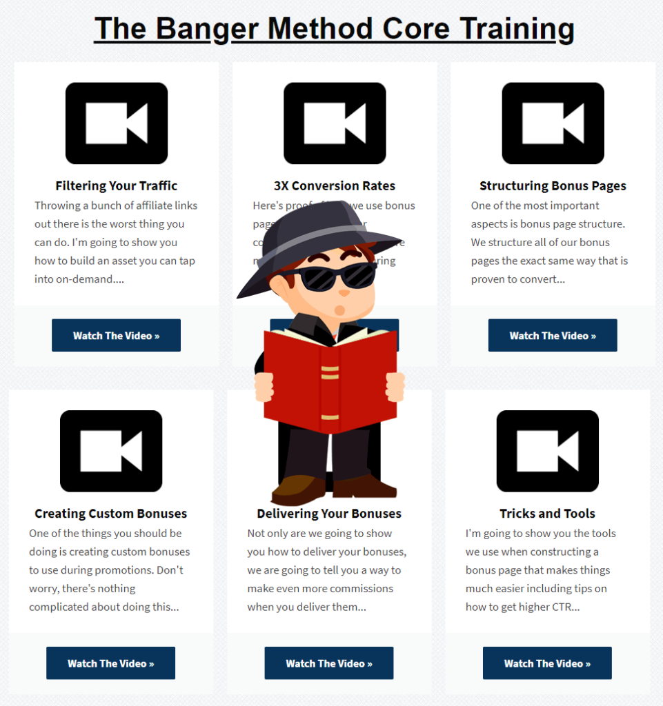 The Banger Method Core Training