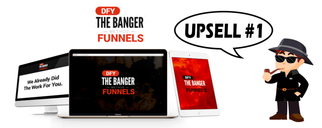The Banger Method Funnels Upsell 1