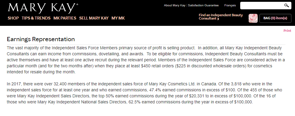 Mary Kay Scam - You have been lied to