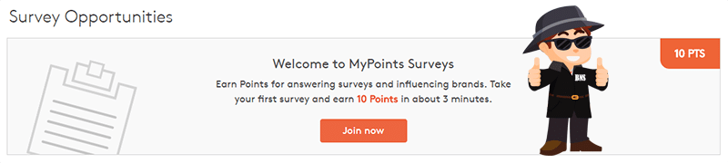 Mypoints Survey Review - Opportunities