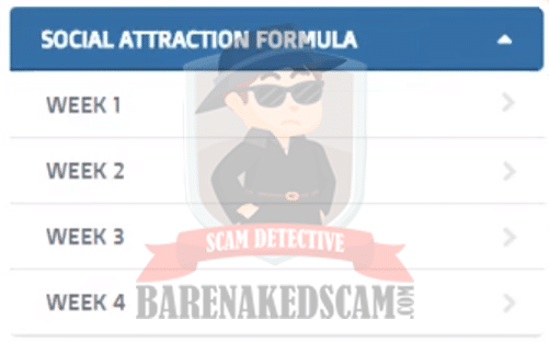 Ninja Networker - Social Attraction Formula