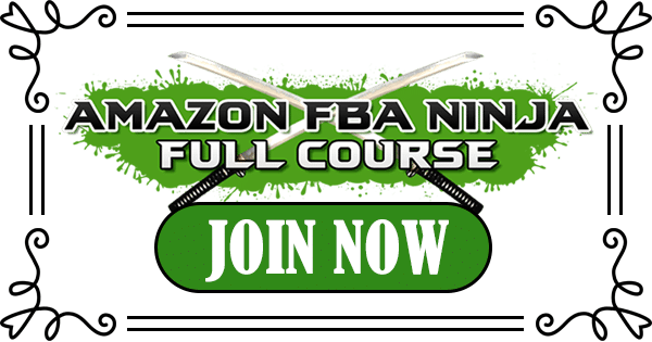 Amazon FBA Ninja Full Course - Join Now
