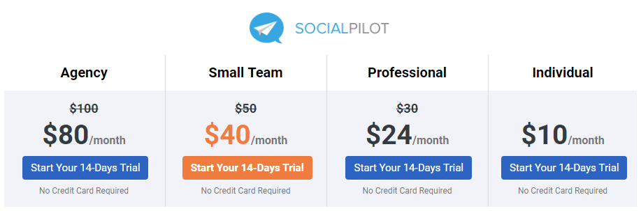 Best Recurring Affiliate Programs - Social Pilot