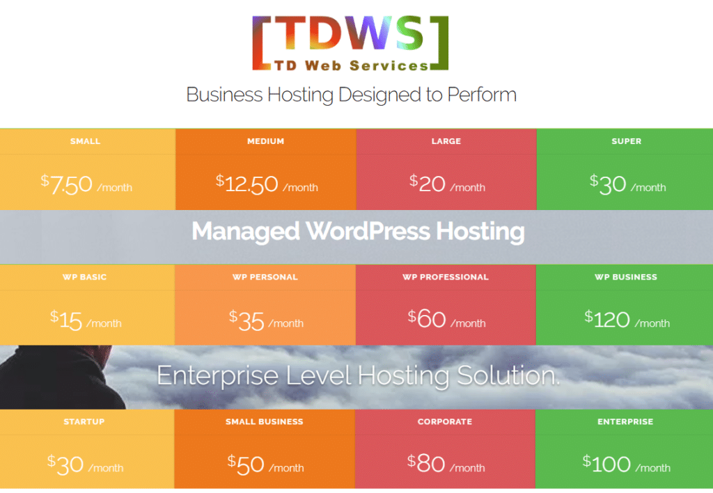 Best Recurring Affiliate Programs - TD Web Services