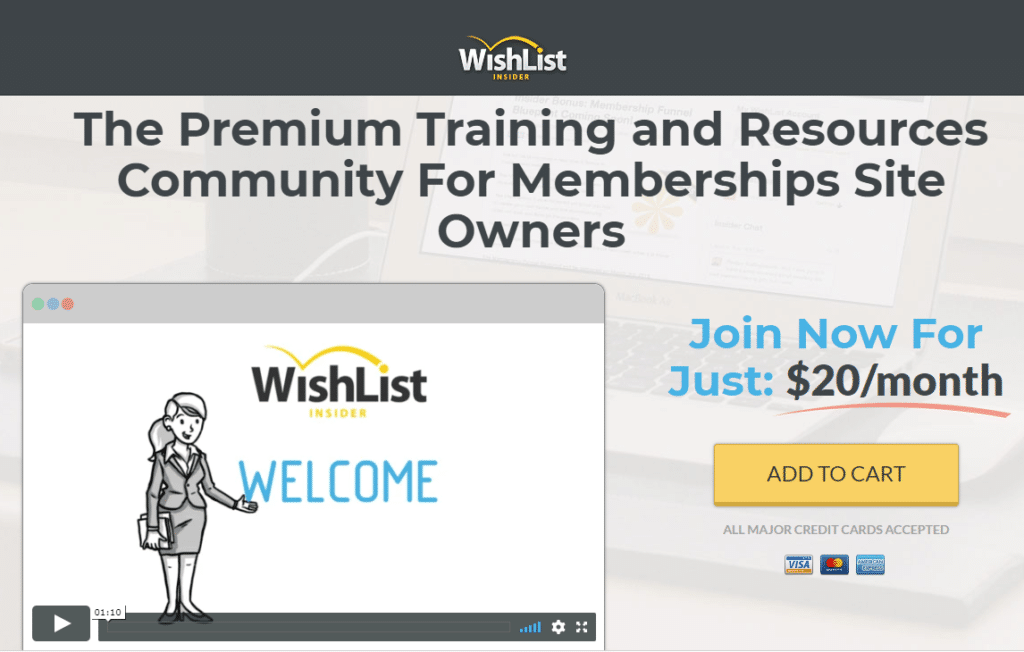 Best Recurring Affiliate Programs - WishList