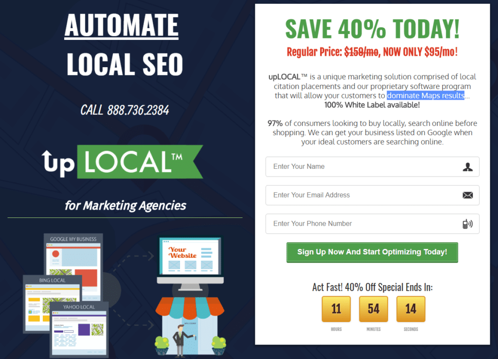 Best Recurring Affiliate Programs - upLocal