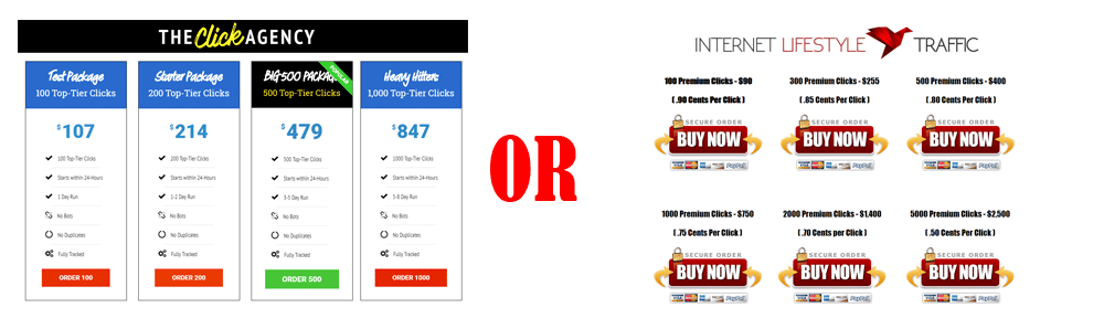 Internet Lifestyle Pros Review - Instant Traffic