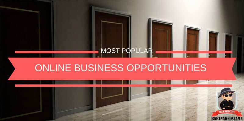 Popular Online Business Opportunities