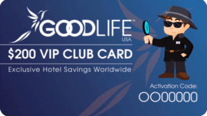 Goodlife USA VIP Club Card Review