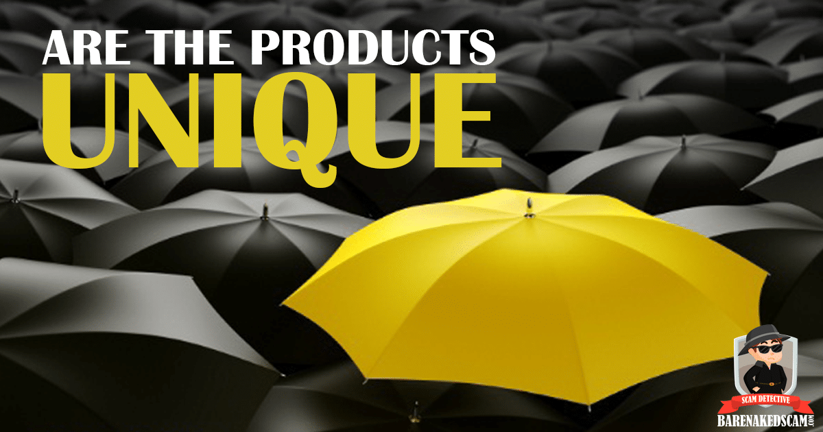 How to Choose a Good MLM Company - Unique Products