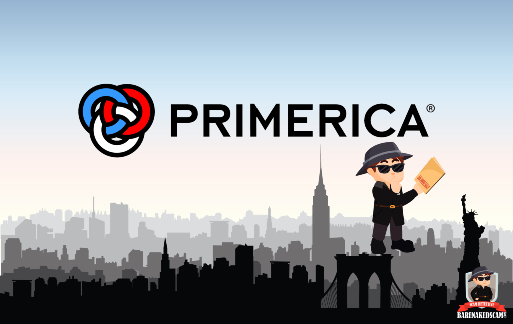 Primerica pyramid scam Review 1