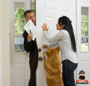 American Income Life - Door to Door sales