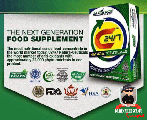 AIM Global Scam - FDA Approved Marketing