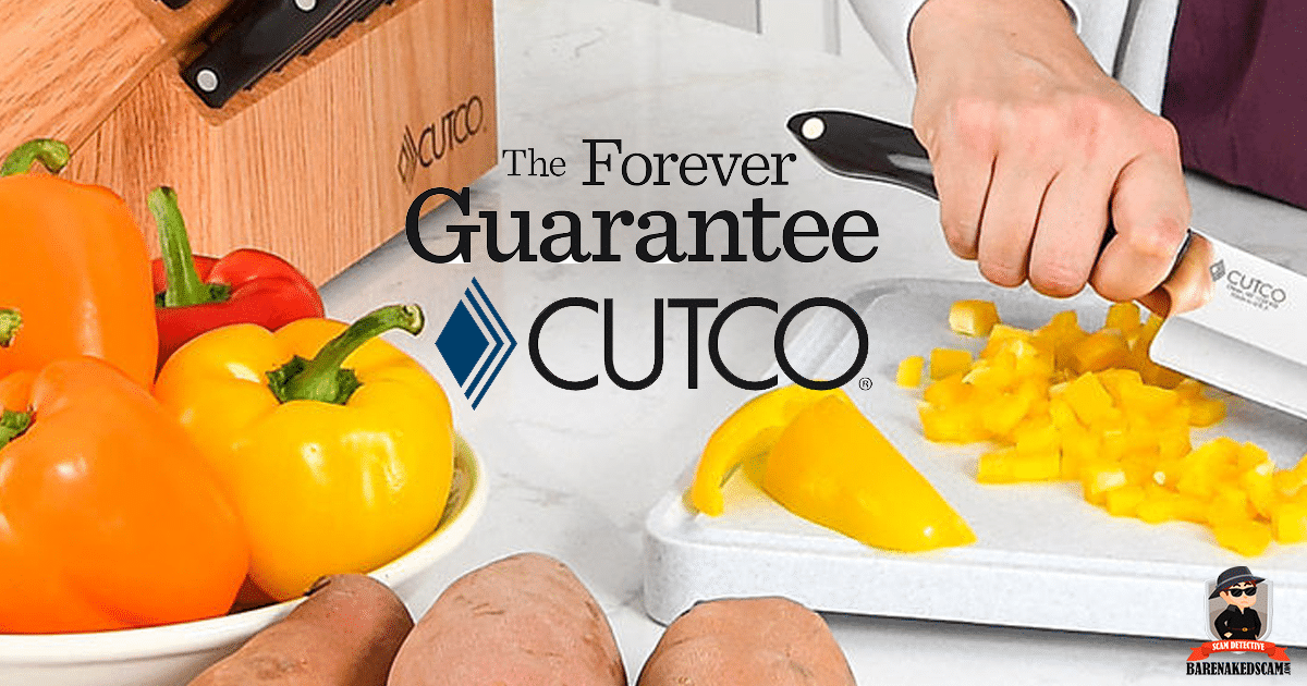 The Forever Guarantee Cutco Knives