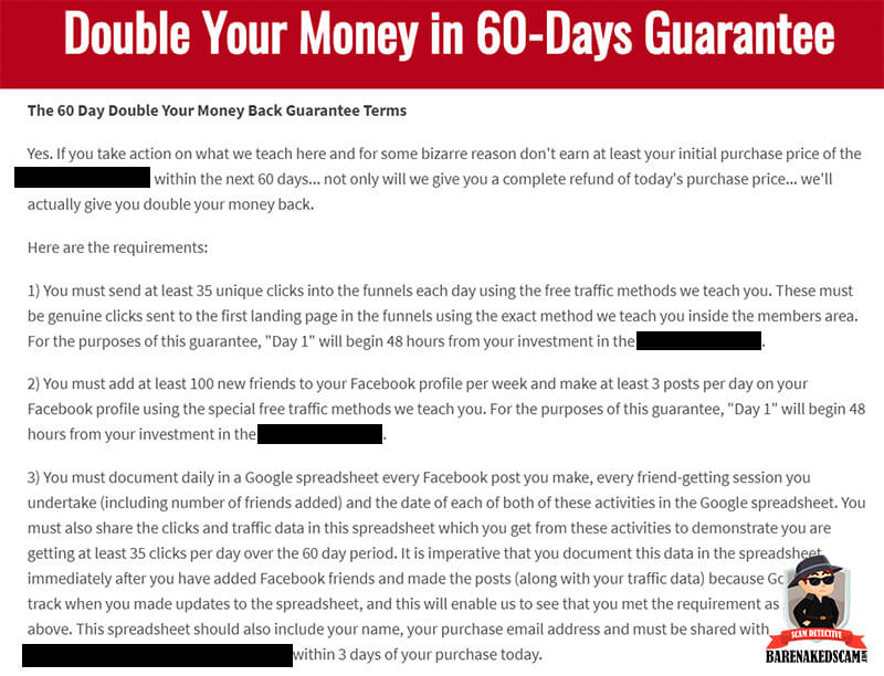 Detecting Online Opportunity Scams - No Refund Policy (1)